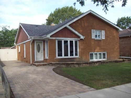 10436 S Tripp, Oak Lawn, IL 60453