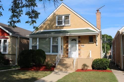 5011 S Leclaire, Chicago, IL 60638