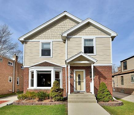 7130 N Melvina, Chicago, IL 60646