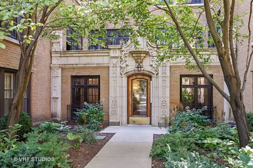 539 W Roscoe Unit 1S, Chicago, IL 60657 Lakeview