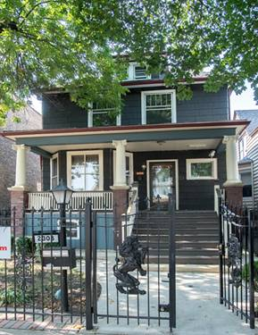 2308 N Lawndale, Chicago, IL 60647
