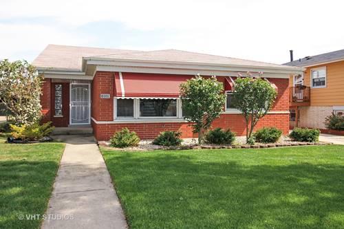10509 S Kilbourn, Oak Lawn, IL 60453