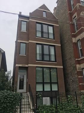 1345 W Huron Unit 2, Chicago, IL 60642 Noble Square