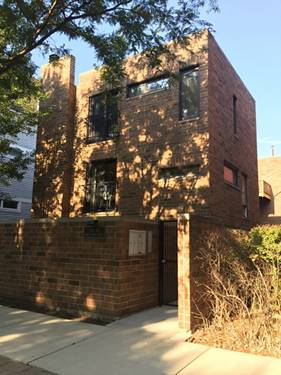 1841 N Howe Unit A, Chicago, IL 60614