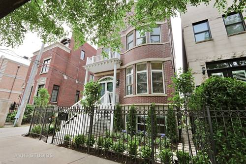 1513 W Altgeld, Chicago, IL 60614 West Lincoln Park