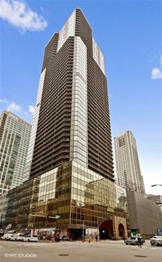 10 E Ontario Unit 3512, Chicago, IL 60611 River North