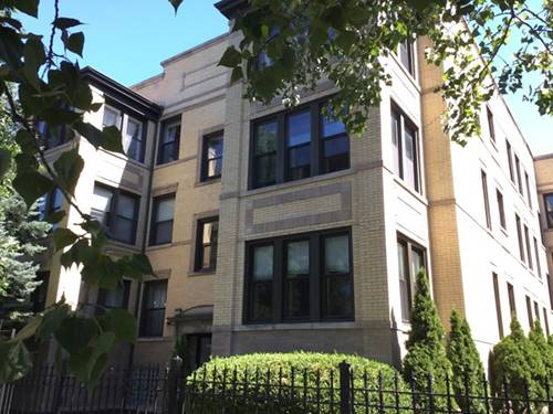4829 N Kimball Unit 3, Chicago, IL 60625