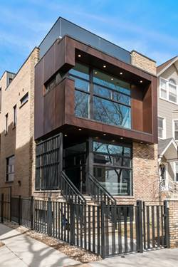 1122 W Wolfram, Chicago, IL 60657 Lakeview