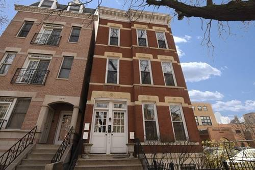 1435 N North Park Unit 3, Chicago, IL 60610 Old Town