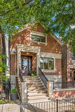 1911 N Leavitt, Chicago, IL 60647 Bucktown