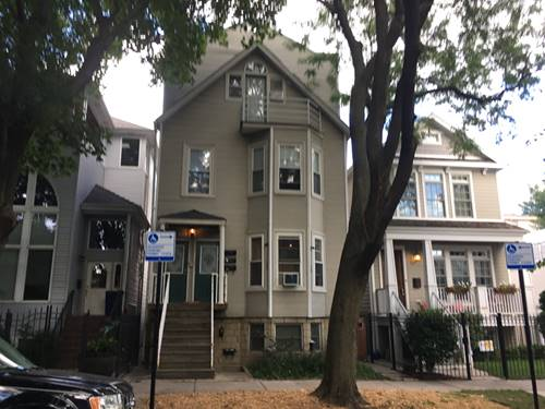 1516 W Nelson, Chicago, IL 60657