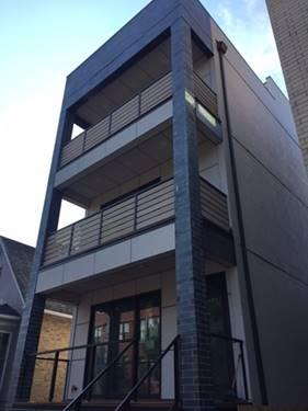 2315 W Armitage, Chicago, IL 60647 Bucktown