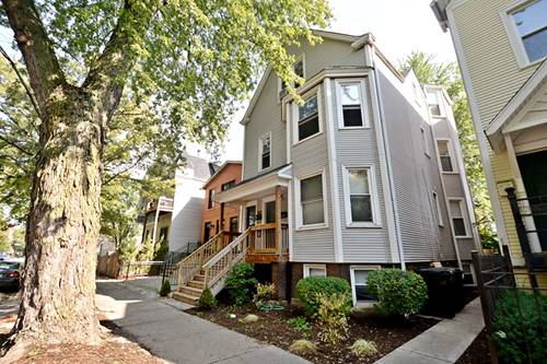 3119 N Paulina Unit 2, Chicago, IL 60657 West Lakeview