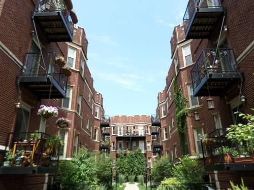 1342 W Greenleaf Unit 2B, Chicago, IL 60626
