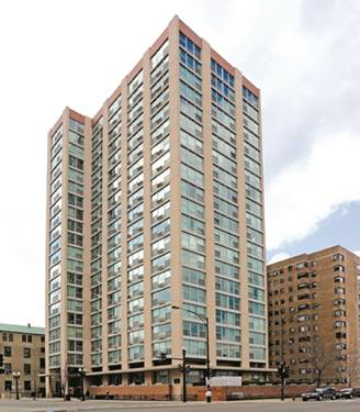 5600 N Sheridan Unit 18A, Chicago, IL 60660 Edgewater