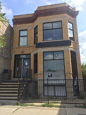 2635 N Kedzie Unit 2, Chicago, IL 60647 Logan Square