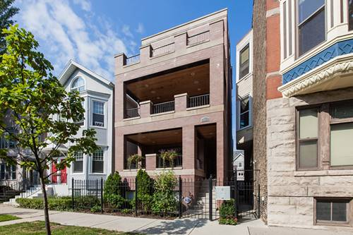 2852 N Racine Unit 1, Chicago, IL 60657 Lakeview