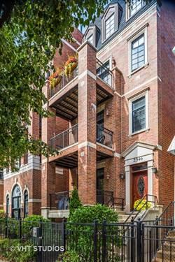 2346 W Roscoe Unit 3, Chicago, IL 60618 Roscoe Village
