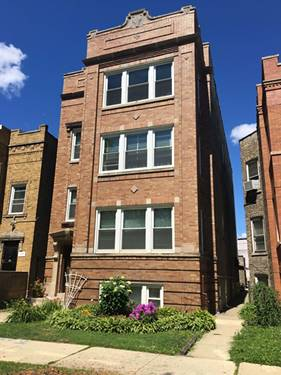 3046 N Davlin Unit 1, Chicago, IL 60618
