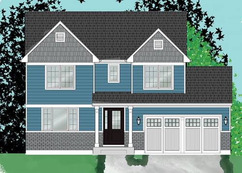 Lot 120 Carmel, Plainfield, IL 60544
