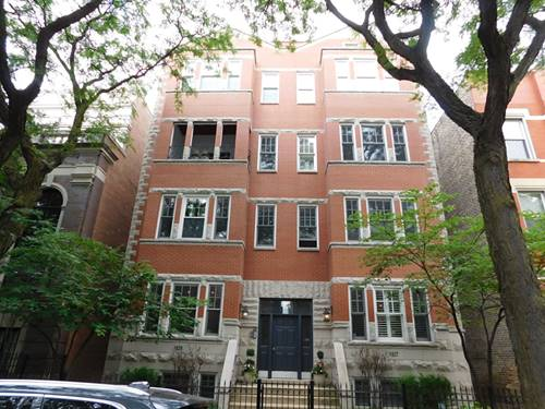 1827 N Mohawk Unit 3S, Chicago, IL 60614 Lincoln Park