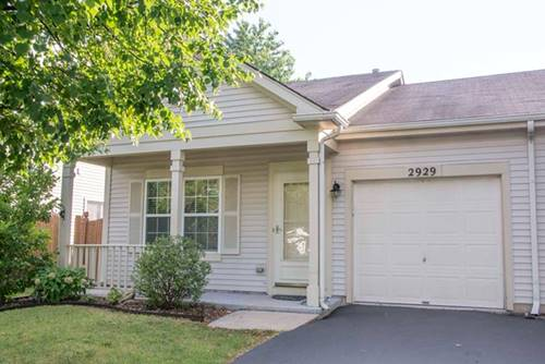 2929 Cedar Glade Unit 0, Naperville, IL 60564