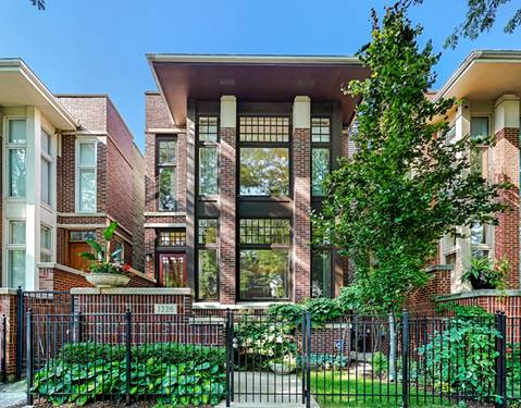 1226 W George, Chicago, IL 60657 Lakeview