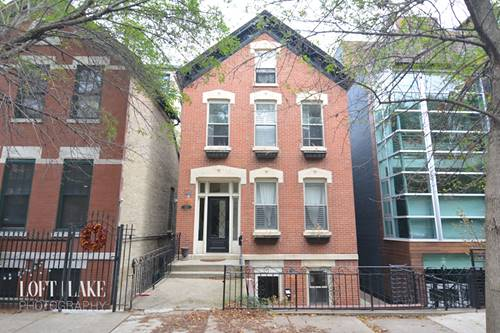 1551 N Honore Unit G, Chicago, IL 60622 Wicker Park