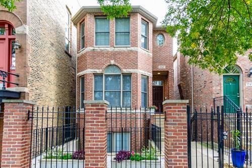 1747 W Wabansia, Chicago, IL 60622 Bucktown