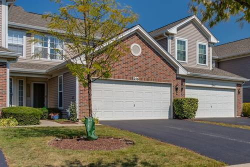 246 Millers Unit 0, Itasca, IL 60143