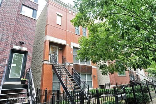 1318 W Grenshaw Unit B, Chicago, IL 60607