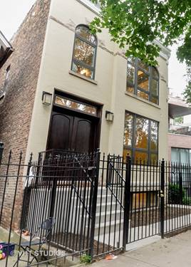 1231 N Campbell, Chicago, IL 60622