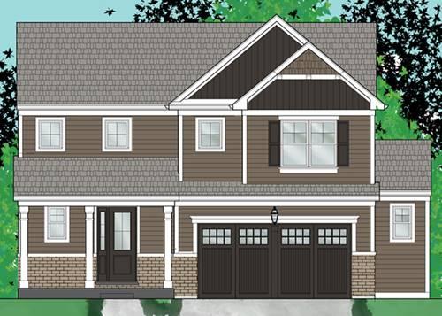 Lot 119 Carmel, Plainfield, IL 60544