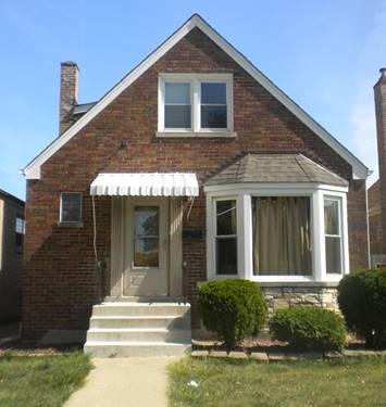 6229 S Mcvicker, Chicago, IL 60638