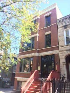 1545 N Claremont Unit 3, Chicago, IL 60622 Wicker Park
