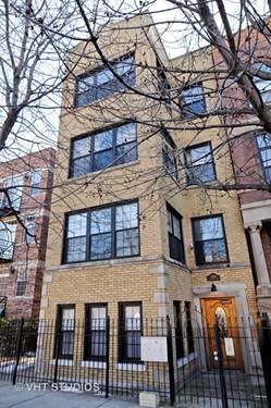 2705 W Hirsch Unit 4, Chicago, IL 60622