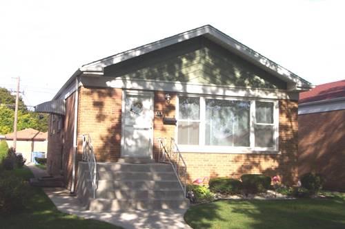 5116 S Natchez, Chicago, IL 60638