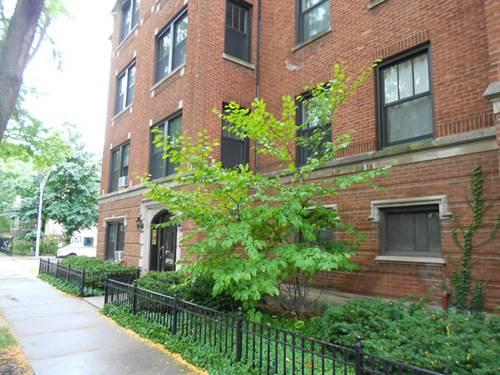 5102 N Glenwood Unit 1, Chicago, IL 60640 Andersonville