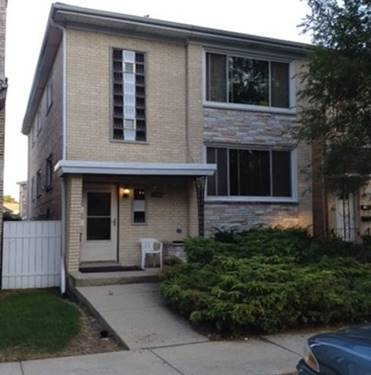 6517 W Forest Preserve Unit GARDEN, Harwood Heights, IL 60706