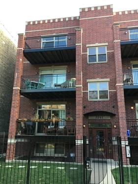 3241 W Palmer Unit 3W, Chicago, IL 60647 Logan Square