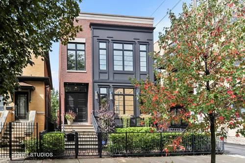 1660 N Claremont, Chicago, IL 60647 Bucktown