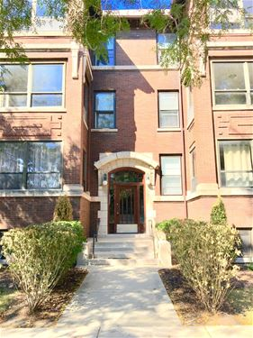706 W Grace Unit 3, Chicago, IL 60613 Lakeview