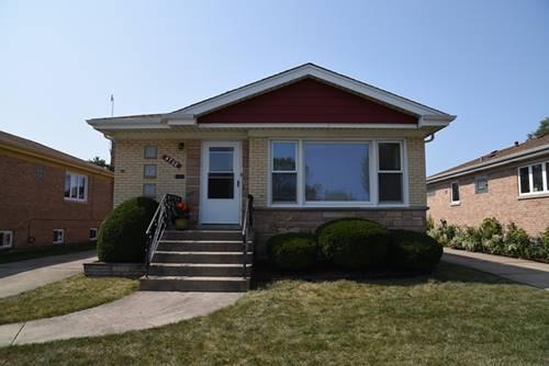 4732 N Newland, Harwood Heights, IL 60706
