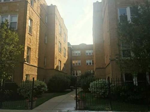 4345 N Sacramento Unit 3B, Chicago, IL 60618