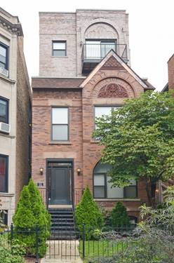 632 W Barry Unit PHS, Chicago, IL 60657 Lakeview