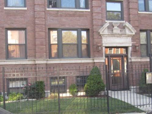 4220 S Champlain Unit 1S, Chicago, IL 60653