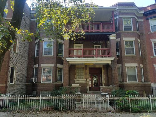 6126 S Greenwood Unit 3, Chicago, IL 60637