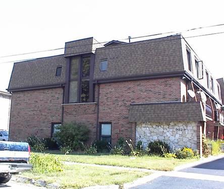 9829 Nottingham Unit 2, Chicago Ridge, IL 60415