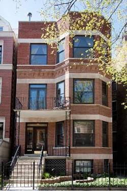 3638 N Fremont Unit 2, Chicago, IL 60613 Lakeview