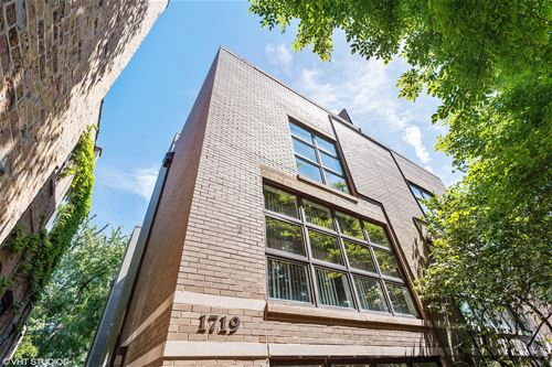 1719 N Halsted Unit C, Chicago, IL 60614 Lincoln Park